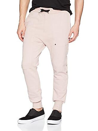 Zanerobe Mens Cotton Modern Cargo Blockshot Fleece, Pigment Quartz, 38