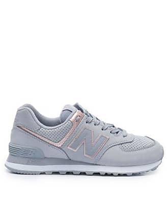 9e082f5ea4e89 New Balance Tênis 574 New Balance - Cinza