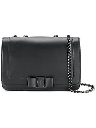 Salvatore Ferragamo Vara Rainbow crossbody bag - Black 71430226e9ff6