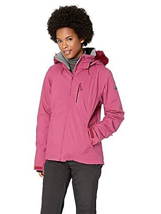 Roxy Snow Juniors Down The Line Snow Jacket, Beet red, S