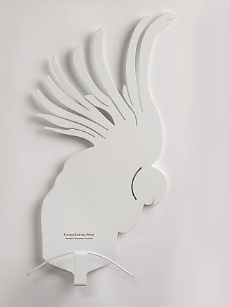 Lettera G Caccia Grossa White Parrot