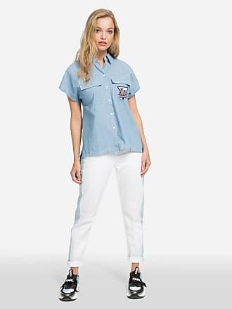 Karl Lagerfeld K/Karlifornia Chambray Shirt
