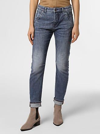 MAC Damen Jeans - Rich blau