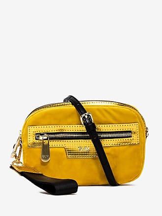 gum shoulder bag with side handle