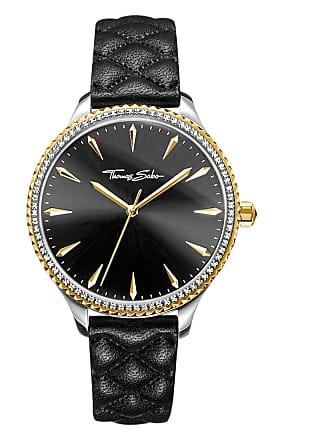 b3075657b471 Thomas Sabo Thomas Sabo reloj para señora negro WA0323-221-203-38 MM
