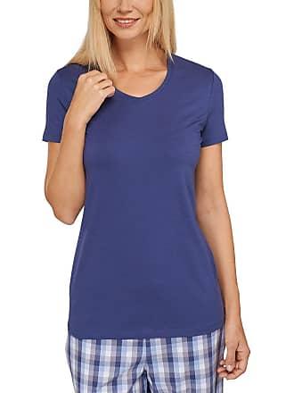 fa115321559c2c Schiesser Womens Mix   Relax Shirt 1 2 Arm Pyjama Top
