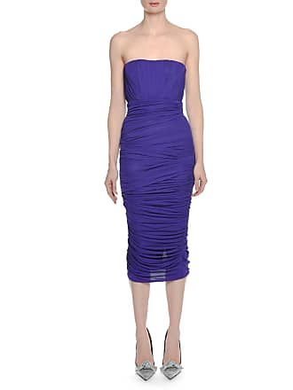 6be742ebbfe Tom Ford Strapless Shirred Cocktail Dress w  Built-in Bustier