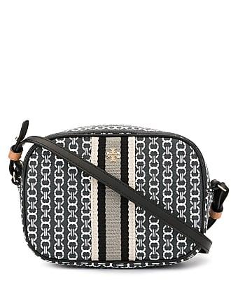 Tory Burch Gemini Link mini bag - Preto