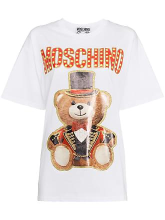 Moschino Oversized Teddy Circus T-shirt - White