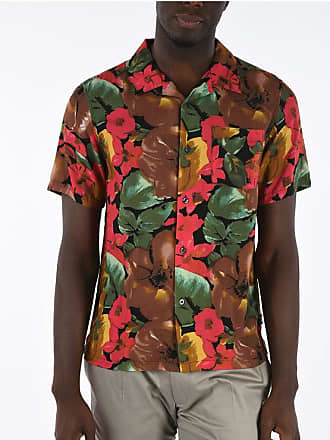 Stüssy WATERCOLOR FLOWER Printed Shirt size S