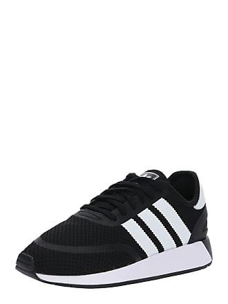 super popular 05d2f d7082 adidas Sneakers laag N-5923 zwart  wit