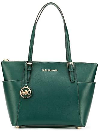 Michael Michael Kors Jet Set shoulder bag - Verde
