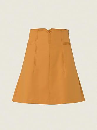 Dorothee Schumacher BOLD SILHOUETTE mini skirt highwaisted 2