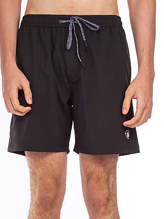 Lost Lazy Shorts Lost Sheep - Preto - GG