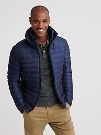 on sale ff29a 905d8 Superdry Jacken für Herren in Blau: 81 Produkte | Stylight