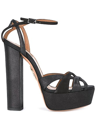 a04fb7835ffd Black Platform Shoes  345 Products   up to −82%