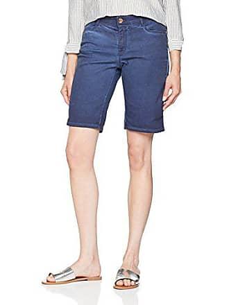 f64a419d6c1 Street One A371469, Pantalones Cortos para Mujer, Azul (Deep Blue 11238) 38