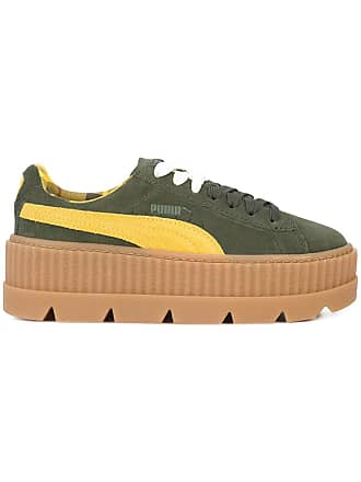 Fenty Puma by Rihanna Cleated Creeper sneakers - Green
