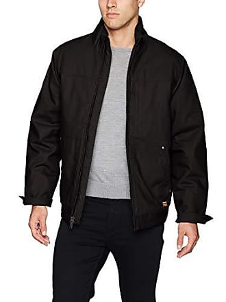 Timberland Mens Baluster Insulated Jacket, Jet Black, L