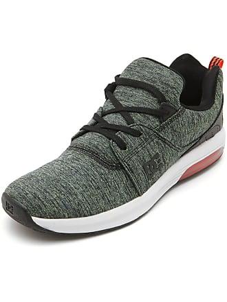DC Tênis DC Shoes Heatrhrow Tx Verde