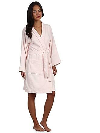 d2e165aa745 Ralph Lauren Greenwich Woven Terry Robe (Chiffon Pink) Womens Robe