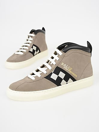 Bally Suede Leather VITA-PARCOURS Sneakers size 8,5
