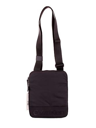 a21f866534 Spedizione: gratuita. Calvin Klein MENS K50K504393BLACK BLACK Nylon  MESSENGER BAG