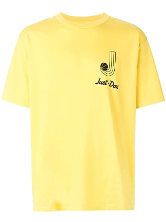 Just Don Camiseta The Sound - Amarelo