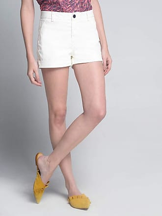 Cori Shorts Cori Resinado Off-white