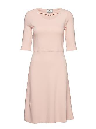 d4592cbc79cf Lexington Company Scarlett U-Neck Dress Knälång Klänning Rosa LEXINGTON  CLOTHING