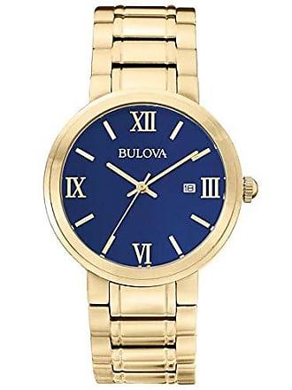 Bulova Relógio Masculino Bulova Analógico Wb26146z - Dourado
