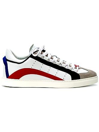 Dsquared2 Sneakers Barney - Di Colore Bianco e1028007cd3f