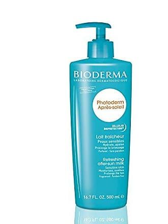 Bioderma Photoderm Soothing and Moisturizing After-Sun Milk for Overheated Skin - 16.7 FL.OZ