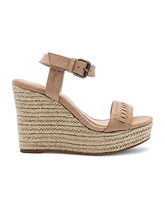Splendid Shayla Wedge in Beige