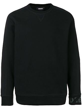 Diesel crew neck sweatshirt - Black