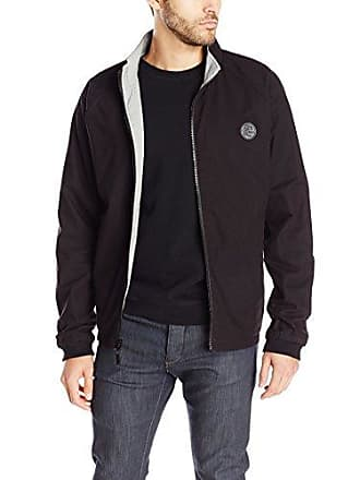 O'Neill Mens Sets Team Jacket, Black, Small