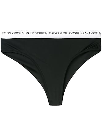 47f3c2b6b Calvin Klein Slip con logo - Di Colore Nero