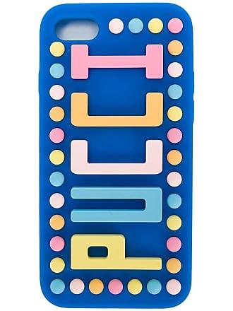 Emilio Pucci Capa para iPhone 7/8 - Azul