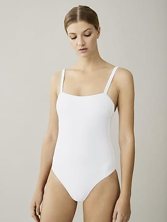 Asceno Palma White Swimsuit
