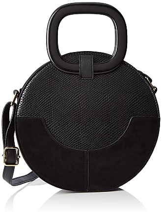 87d8b74d35 New Look Womens Ronald Round Cross-Body Bag Black (Black)