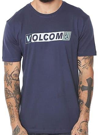 Volcom Camiseta Volcom Silk Transmit Azul Marinho
