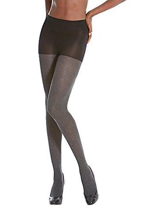 Gold Toe Womens Control Top Semi Opaque Perfect Fit Tights, 1 Pair, grey heather, A/A/B