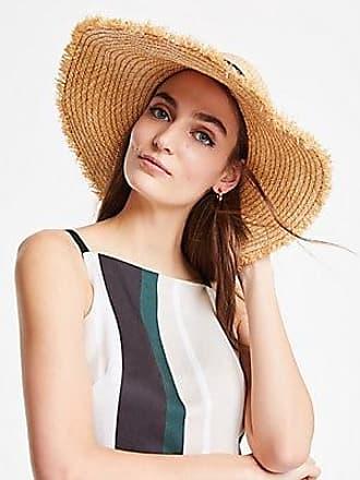 ANN TAYLOR Straw Sun Hat