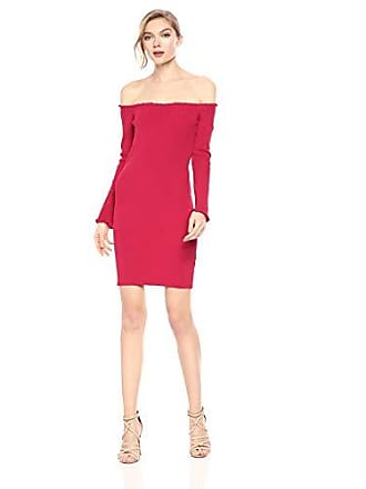 ae0e9c9412b2 Ali & Jay Womens Long Sleeve Sweater Dress, Raspberry-who me Mini, X