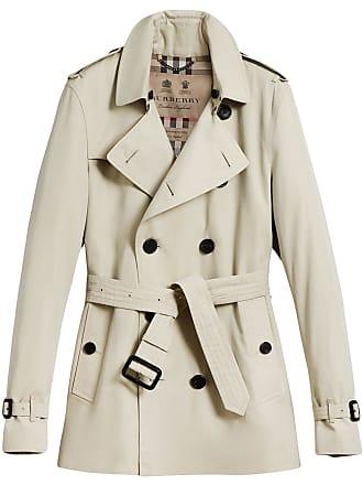 a59ba223aa Burberry Trench coat The Kensington - Neutro
