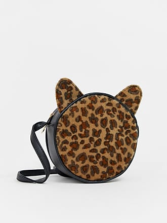 42045c7c998c5 Yoki Fashion Yoki Leopard Cross Body Bag
