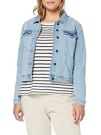 30a128d07b29 Only Carmakoma Carlock Dnm Jacket Chaqueta Vaquera, Azul, 50 (Talla del  Fabricante: