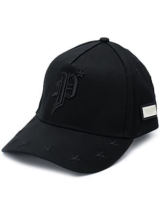 Philipp Plein Gothic Plein baseball cap - Preto