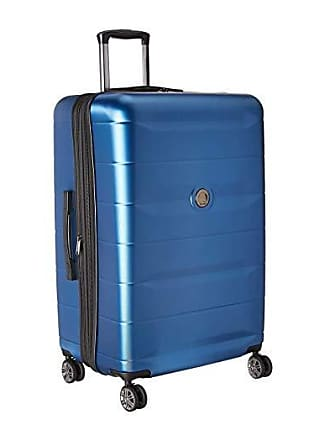 50b3a474e Delsey Comete 2.0 28 Expandable Spinner Upright (Steel Blue) Luggage