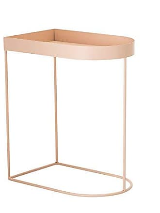Bloomingville AH0617 Side Table, Blush